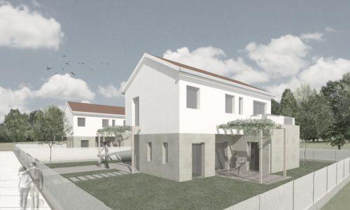 Viviendas Mos - Arela Arquitectura